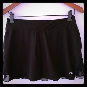 Ruffle Fila Tennis Skirt 🎾